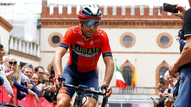 Nibali signs for Trek-Segafredo