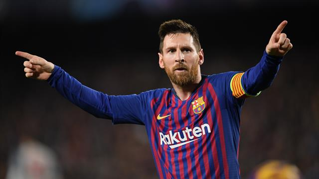 Messi beats Ronaldo in Forbes 100 list of highest-paid athletes