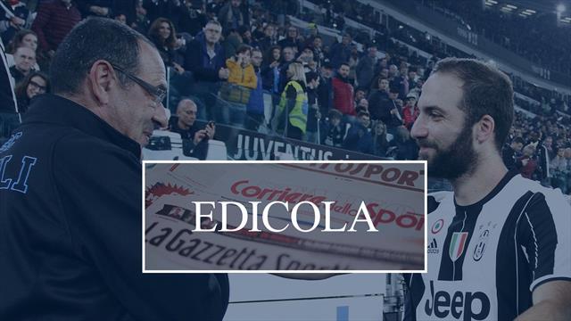 Nuovo allenatore Juve: Sarri apre ai bianconeri!