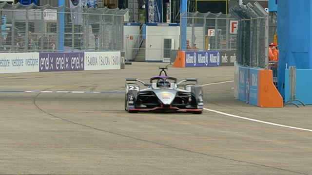 Highlights - Buemi grabs pole in Berlin