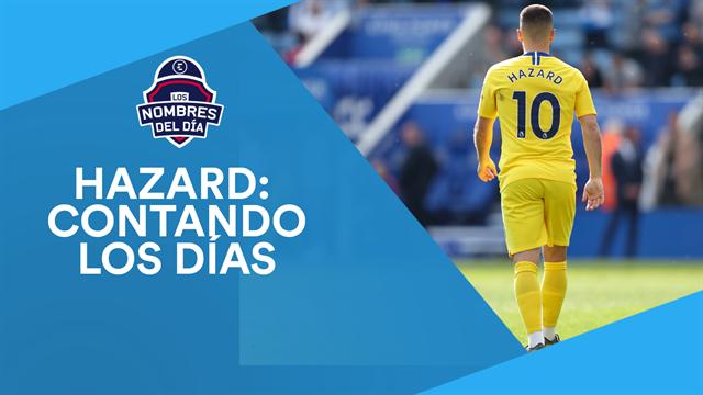 Hazard, Griezmann, Lo Celso, Eriksen y la Copa del Rey, los nombres del día