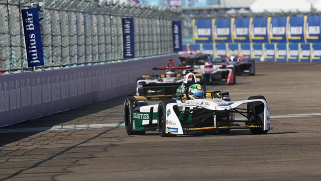 Di Grassi dominates at Audi's homeground in Berlin E-Prix