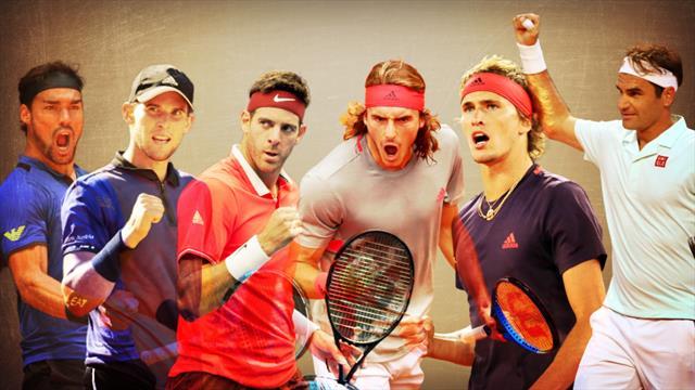 Face aux deux as Nadal et Djokovic, une poignée de jokers