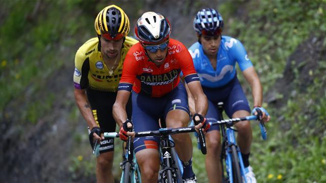 A trop bluffer, Nibali n'a rien gagné
