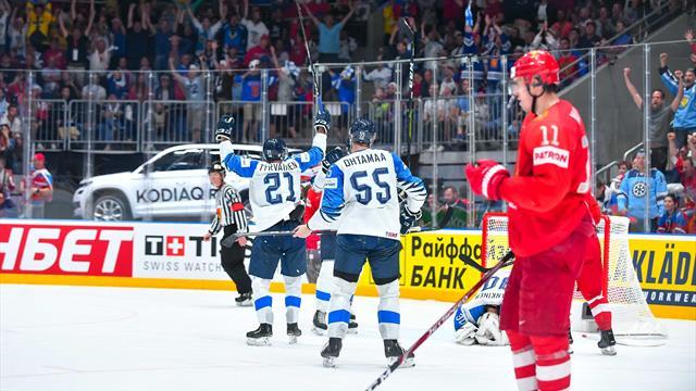 Финские ноунеймы победили русских суперзвезд. Давайте другой спорт, с хоккеем можно заканчивать