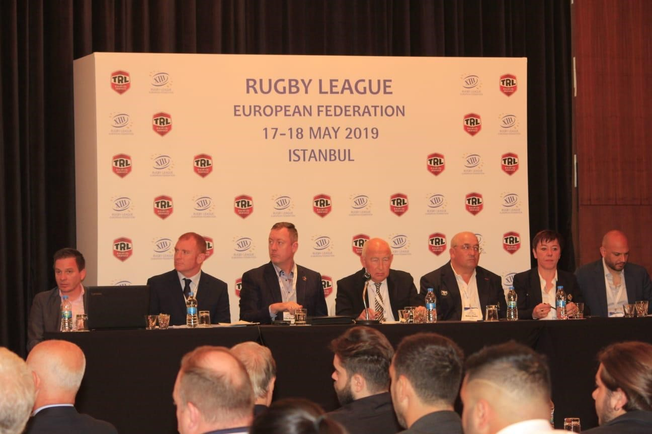 Avrupa Ragbi Lig Federasyonu Kongresi