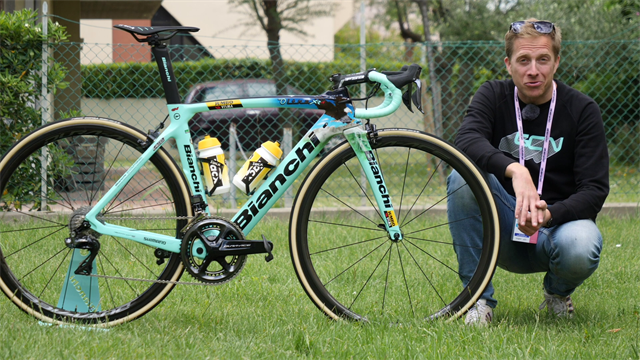 Pro Bike: What Primoz Roglic is riding at the Giro