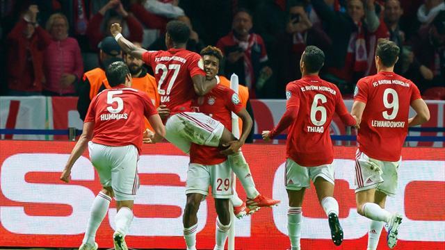 Le Bayern ne partage pas et s'offre le doublé