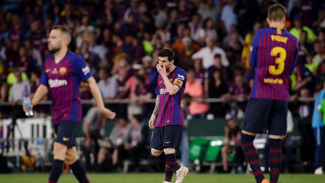 Surpris par un Valence héroïque, le Barça termine sur un couac