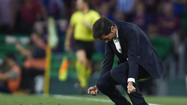 🔚⚽ Oficial: El Valencia destituye a Marcelino a 72 horas de jugar en el Camp Nou