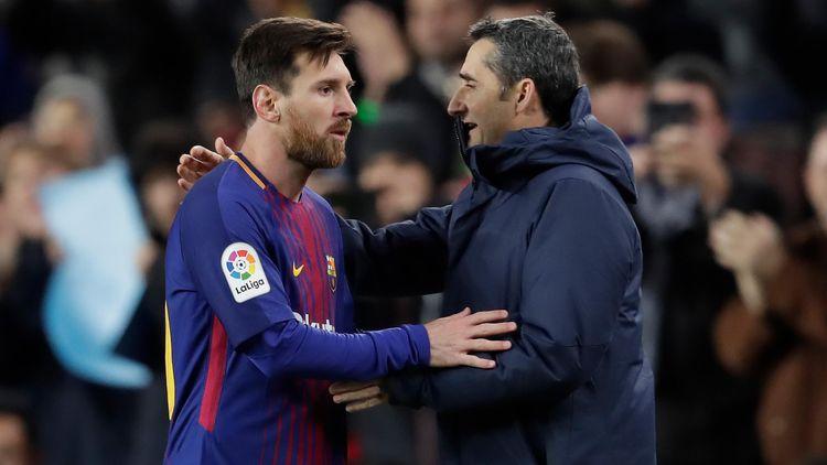 Valverde «Inter»ga qarshi o'yin qaydnomasiga Messi nega kiritilmaganini tushuntirdi