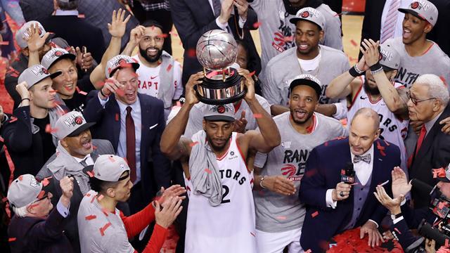 Toronto s'offre sa première finale !