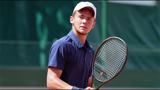 Il était une 1ère fois à Roland-Garros: Enzo Couacaud, le Graal après les galères