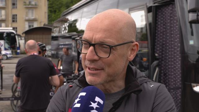 'It's a shame really' - Brailsford on removal of Gavia climb