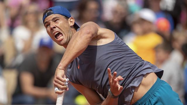 Le programme de lundi : Nadal et Djoko sur le Central, Tsonga, Gasquet et Paire en piste