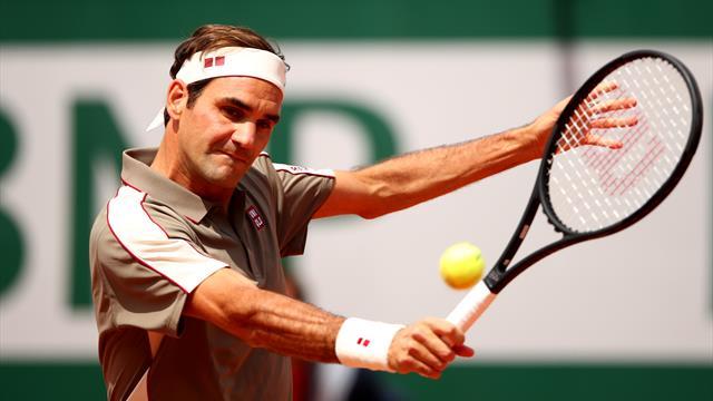 Federer a 60 secondes pour vous expliquer... le revers slicé