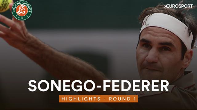 Ovation, coups magiques et trois petits sets : Federer, le retour idéal