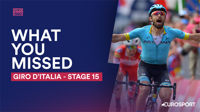 What You Missed: Eventful day for Roglic
