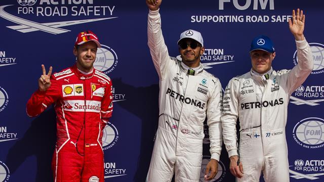 Hamilton holds on in Monaco despite late Verstappen bump