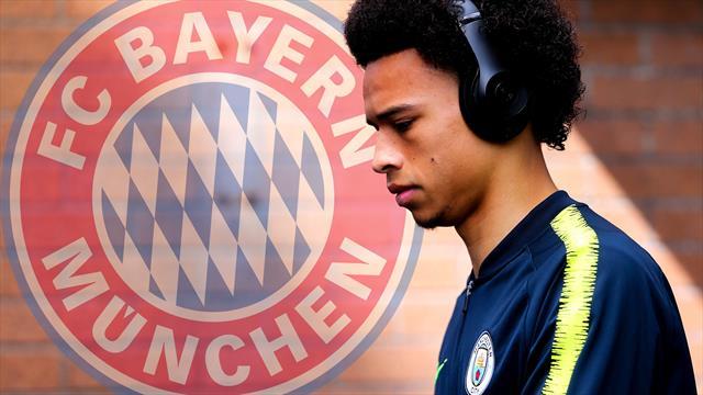 Als Neymar-Ersatz: Durchkreuzt PSG Bayerns Pläne mit Sané?