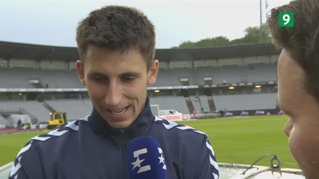 Grabara om banner fra AGF-fans: De har Superligaens bedste keeper, og jeg værdsætter dem