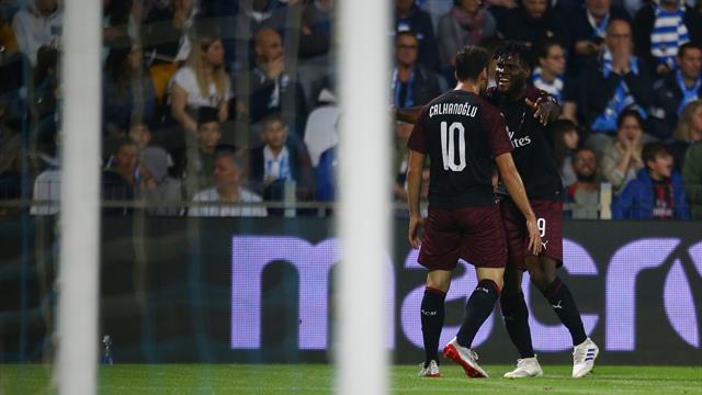 Le pagelle di SPAL-Milan 2-3: Kessie dominante, Cionek disattento