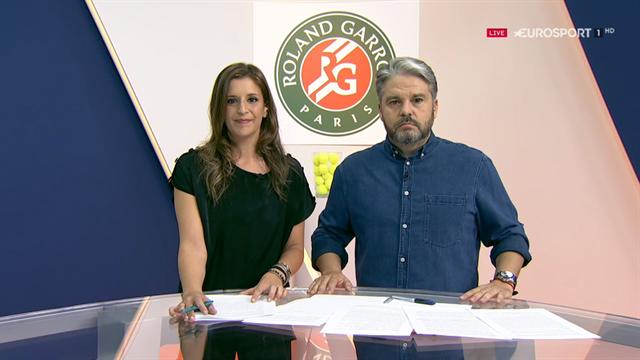 Revive 'Pasando Bolas' (Día 1): Garbiñe da el susto y Federer vuelve a París