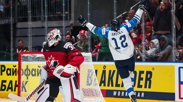 Финляндия обыграла Канаду и стала чемпионом мира