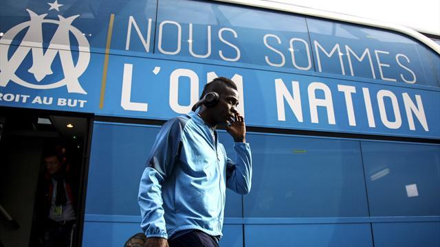 """Balotelli : """"Rester à Marseille ? Pourquoi pas"""""""