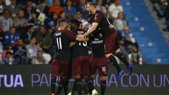 Super Kessie, successo amaro del Milan a casa della SPAL: rossoneri in Europa League