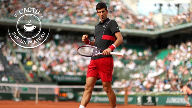 """""""Nole Slam"""", Nadal, Pagenaud : l'actu sur un plateau"""