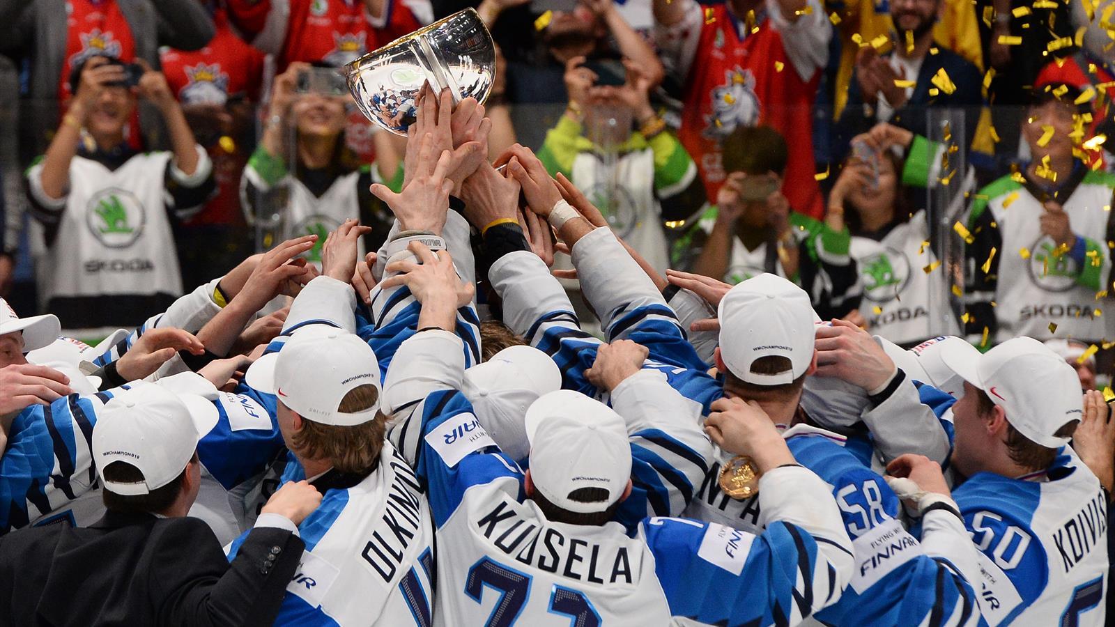 Eishockey Weltrangliste