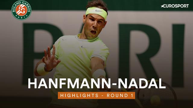 Nadal n'a pas raté son entrée : les temps forts de son match en vidéo