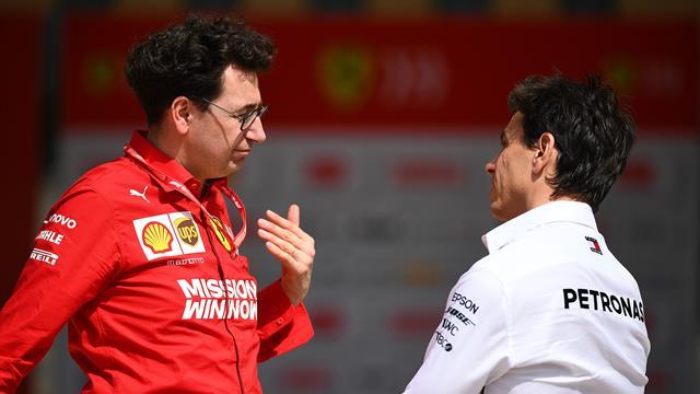 La F1 repousse à octobre un accord sur son nouveau règlement