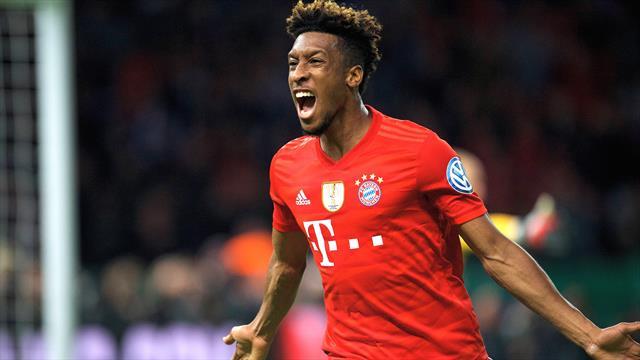 Coman marque, le Bayern se balade