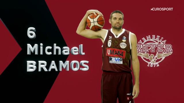 Michael Bramos segna 22 punti ed è una sentenza in gara 5