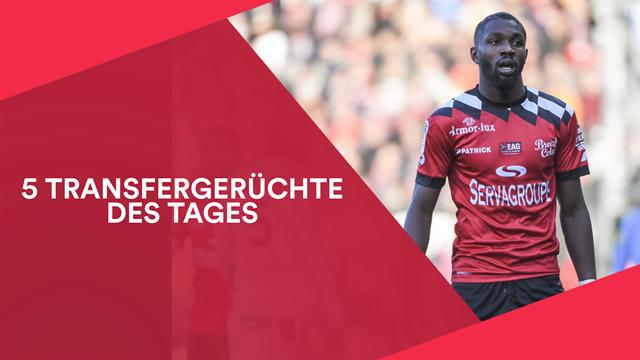 BVB-Stürmersuche: Sohn von Frankreich-Legende soll kommen