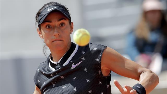 Tennis : Caroline Garcia en finale du tournoi sur gazon de Nottingham