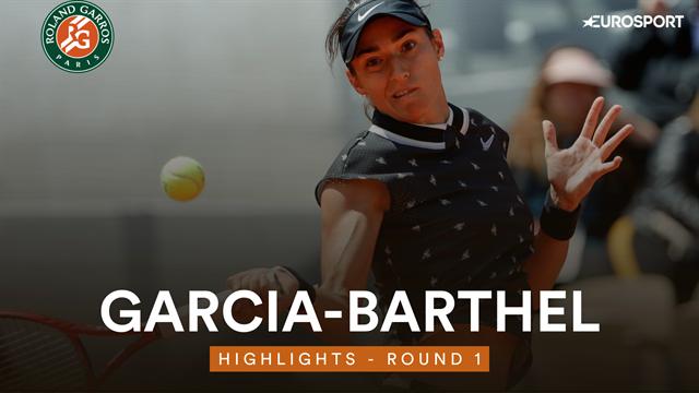 Caroline Garcia piteusement éliminée au 2e tour — Roland-Garros