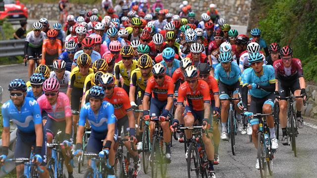 Uma volta de 1250 km pela Grã-Bretanha para acompanhar no Eurosport de 7 a 14 de setembro