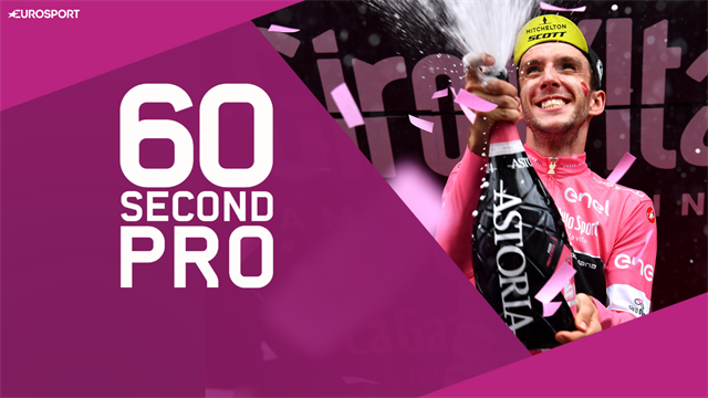 60 Second Pro - Simon Yates explains how to tackle a big climb