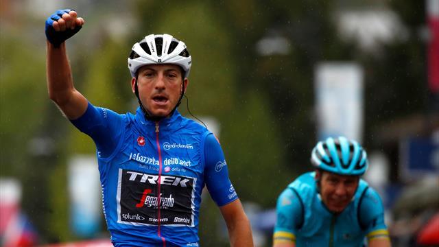 Nibali a attaqué, Roglic a craqué, Ciccone a gagné