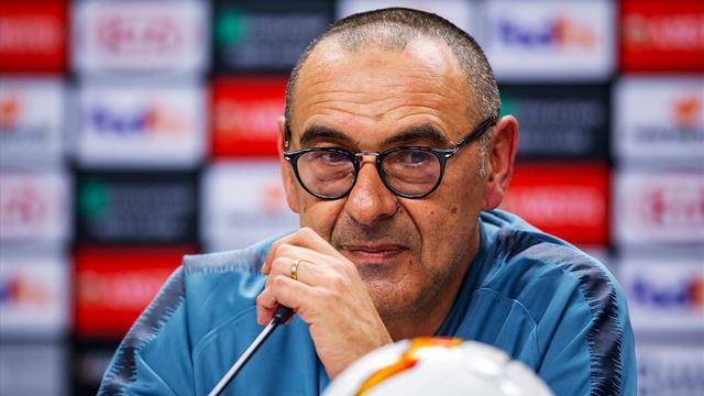 Sarri hopeful Kante will face Arsenal in final