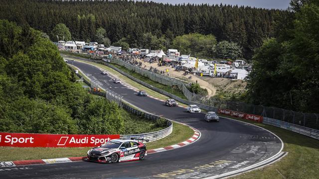 La Nordschleife du Nürburgring, prochaine étape du WTCR