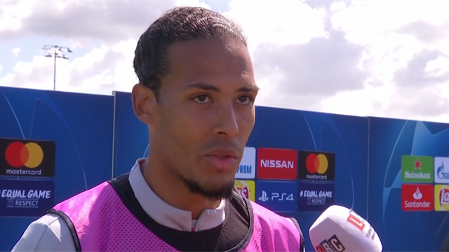 Van Dijk: I would swap it all for the Champions League