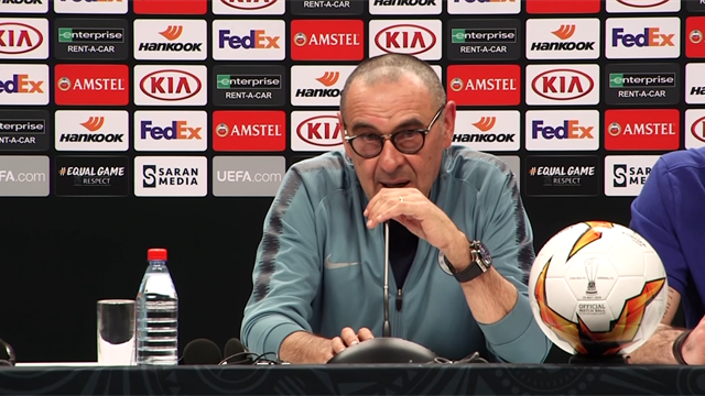 Maurizio Sarri: Now is not the time to talk about Juventus