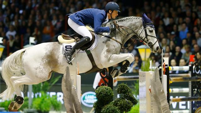 Daniel Deusser jagt Spitze in der Longines Global Champions Tour