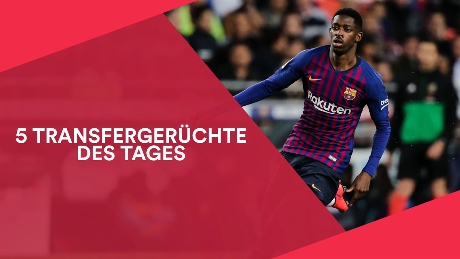 Transfergerüchte Fc Barcelona