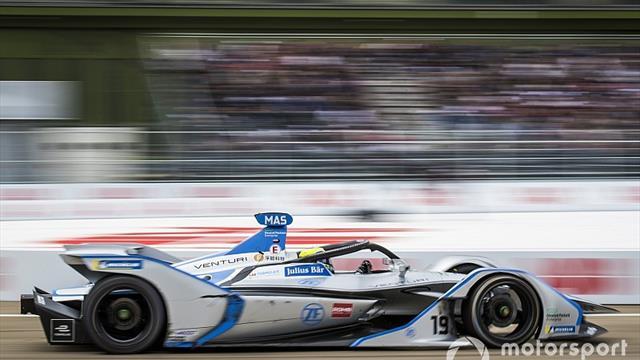 """Massa, """"decepcionado"""" con sus errores en Berlín"""