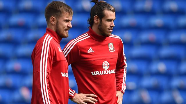 Ramsey to miss Wales' Euro qualifier in Slovakia with muscle injury